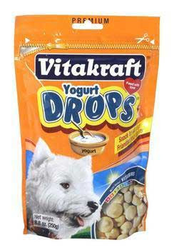 VitakrarftDog Yogurt Drops 8.8oz