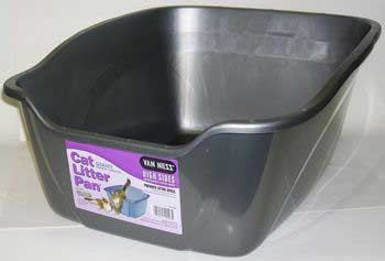 Van Ness High Sided Cat Pan Giant