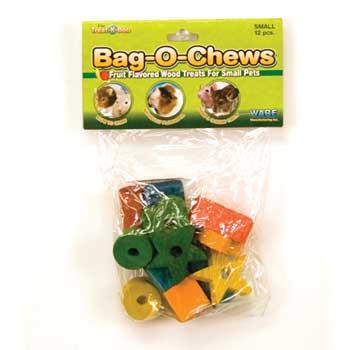 Ware Bag-o-chews Sm 12pc-102151
