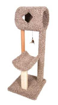 Ware Kitty Cave & Cradle-102353