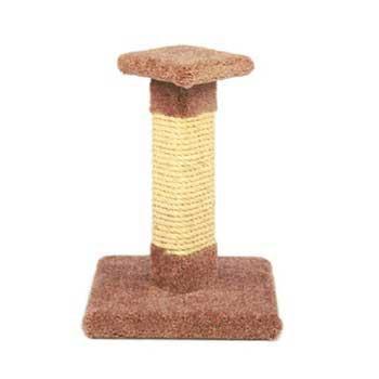 Ware Manufacturing Kitty Cactus Sisal/top 18-86266