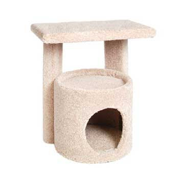 Ware Manufacturing Kitty Condo W/perch-102302