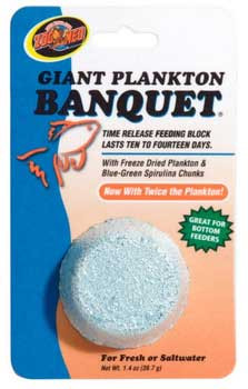 Zoo Med Aquatrol Plankton Banquet Block Feeder Giant SD-5