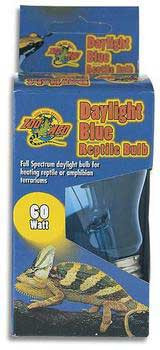 Zoo Med Daylight Blue Reptile 60 Watts