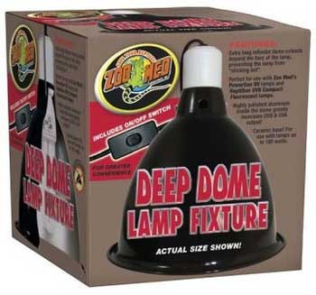 Zoo Med Repti Deep Dome Lamp