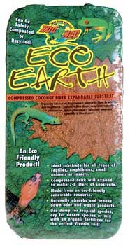 Zoo Med Eco Earth 1 Brick