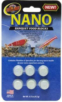 Zoo Med Nano Banquet Block Mini /cd.
