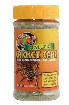 Zoo Med Natural Cricket Care 1.75 Oz.