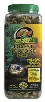 Zoo Med Natural Forest Tortoise Food 60 Oz.
