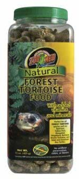 Zoo Med Natural Grassland Tortoise Food 8.5 Oz.