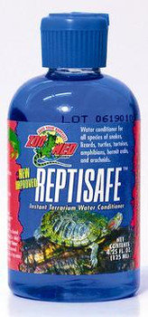 Zoo Med Reptisafe Water Conditioner 4.25 Oz.