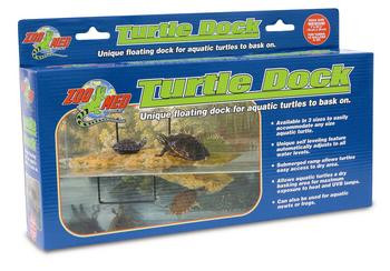 Zoo Med Floating Turtle Dock 10 Gallons Small