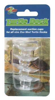 Zoo Med Turtle Dock Suction Cups 4 Pk