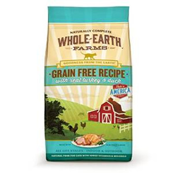 Merrick Grain free Turkey & Duck