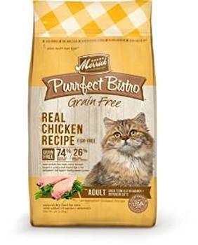 Merrick Purrfect Bistro GF Healthy Adult Chicken Recipe