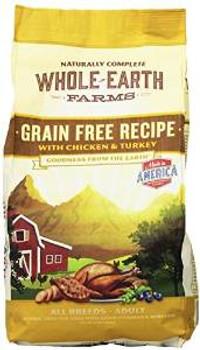 Merrick Whole Earth Farms GF Chicken & Turkey Recipe