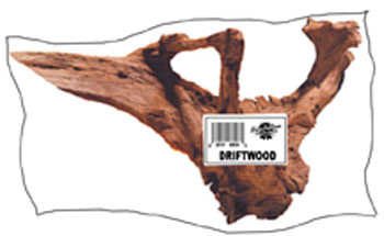 Blue Ribbon Natural Driftwood Individually Wrapped With Upc Label 12-20in