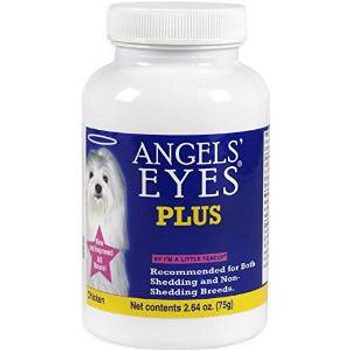Angels Eyes Plus Chicken Flavor Dog 75g