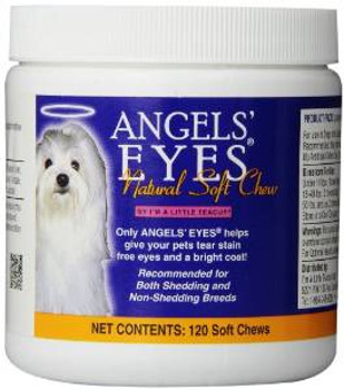 Angels Eyes Natural Soft Chew Chicken 120 Ct.