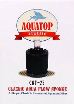 Aquatop Internal Sponge Filter 25 Gal