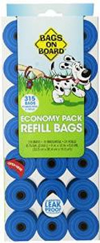 Bramton Bags On Board Refill Pantry Pk. 315 Bags (replaces 102071)