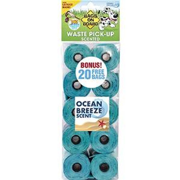 Bramton Scented Bag Refill Pack (140 Bags)