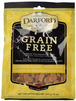 Darford Grain Free Biscuits Cheddar Cheese Recipe Minis 12oz