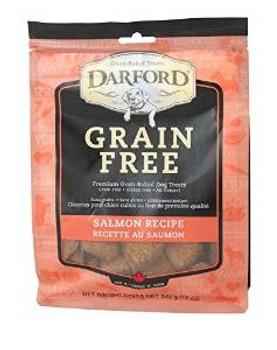 Darford Grain Free Biscuits Salmon Recipe 12oz