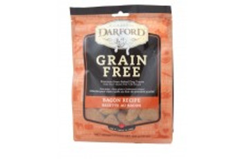 Darford Grain Free Biscuits Bacon Recipe 12oz