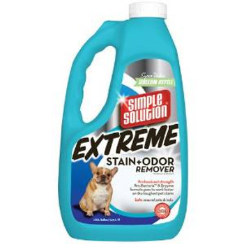 Bramton Simple Solution Extreme Stain And Odor Remover 1 Gal