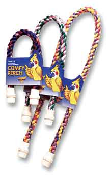 """Byrdy Comfy Cable Perch Large 21"""""""