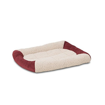 Aspen Pet? Self-warming Bolster Mats are constructed using space blanket technology to create a safe, convenient way for pets to stay comfortable in cooler climates by reflecting and retaining your pet #;s radiated body heat. No electricity is required