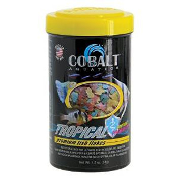 Cobalt Tropical Premium Flake 1.2z