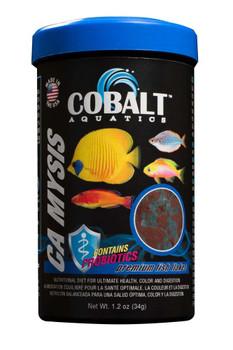 Cobalt Mysis Flakes Fish Food 1.2oz