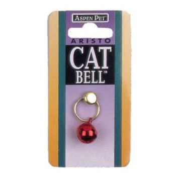 Petmate Cat Bell (metallic) Assorted 12mm