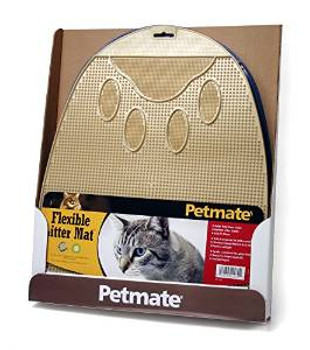 Petmate Flexible Litter Mat Assorted