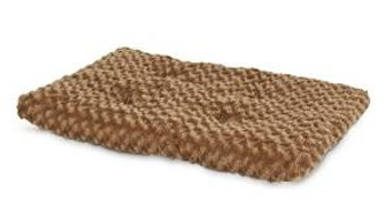 Petmate 20.5 X 14 Plush Kennel Mat 20-25lbs