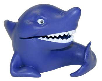 Blue Ribbon Action Shark Bubbler-88085