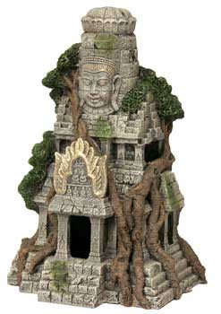 Blue Ribbon Exotic Environments Cambodian Temple Ruins 7x5x10.5in