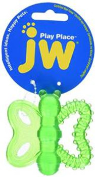 Jw Playplace Butterfly Teether