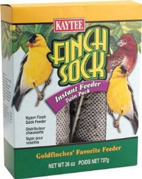 Kaytee Finch Feeder Twin Pack 26oz