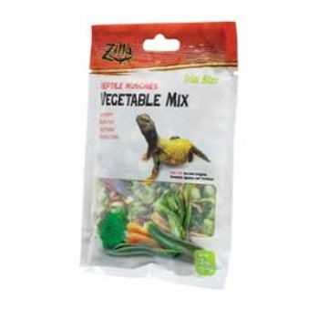 Zilla Munchies Vegetable Mix Reptile Food Trial Size.7oz