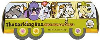 Exclusively Dog Cookies Barking Bus Animal Cookies 1.5oz