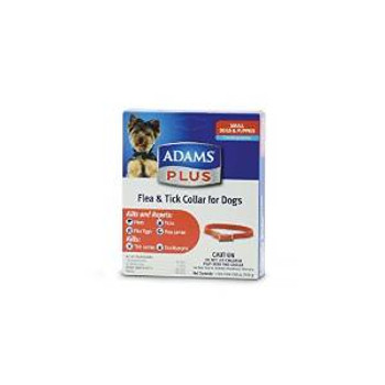 Adams Plus Flea & Tick Collar For Small Dogs