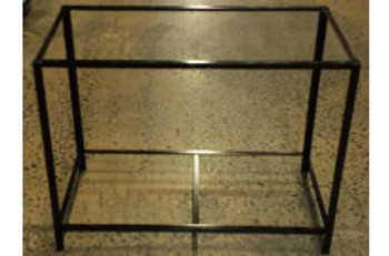 Flex-weld Angle Iron Aquarium Stand 36 X 18in