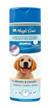 Four Paws Magic Coat Gentle Tearless Shampoo 16oz