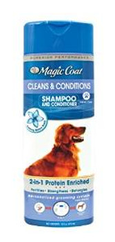 Four Paws Magic Coat 2-in-1 Shampoo And Conditioner 16oz