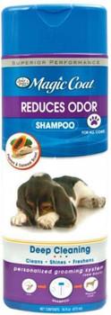 Four Paws Magic Coat Odor Reducing Shampoo 16z