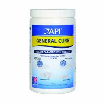 Aquarium Pharmaceuticals API General Cure Powder 850gm Jar