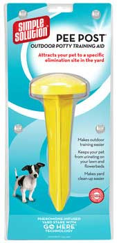 Bramton Simple Solution Pee Post Yard Stake